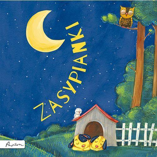 Książki dla dzieci, Zasypianki - Opracowanie zbiorowe (opr. kartonowa)