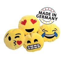 Pozostałe zabawki, Aumüller Emojis poduszeczki dla kota z kocimiętką i walerianą - 2 sztuki  -5% Rabat dla nowych klientów  DARMOWA Dostawa od 99 zł