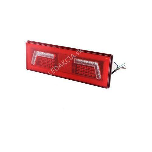 Lampy tylne, Lampa tylna zespolona 106 LED NEON, prawa + Bezpłatna natychmiastowa gwarancja wymiany!