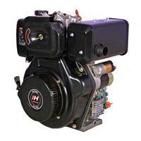 Pozostałe akcesoria do narzędzi, Silnik diesla Holida 186FE L100 9,5KM wał. 25mm Elektryczny Zapłon