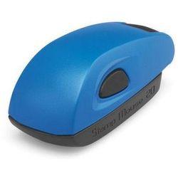 COLOP Pieczątka Stamp Mouse 20 niebieski, poduszka czarna