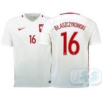 Piłka nożna, RPOL15p16: Polska - koszulka Nike