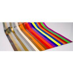 Taśmy magnetyczne do tablic projektowych, 600x15 mm, zestaw II, mix kolorów metalicznych, 20 szt