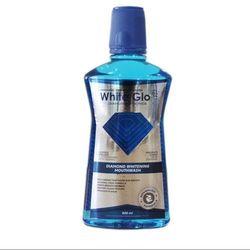 White Glo Diamond Series Mouthwash - Płyn do płukania Diamentowa Seria, 500 ml