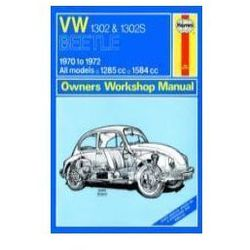 99521Volkswagen Beetle 1302 and 1302S (70 - 72) up to L Classic Reprint