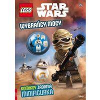 Literatura młodzieżowa, Lego Star Wars. Wybrańcy mocy (opr. miękka)