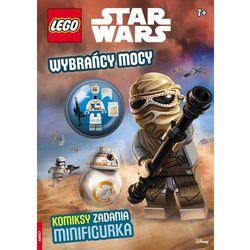 Lego Star Wars. Wybrańcy mocy (opr. miękka)