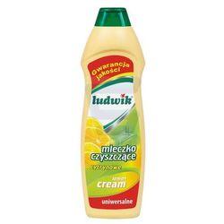 Mleczko czyszczące Ludwik - 660 ml / cytryna