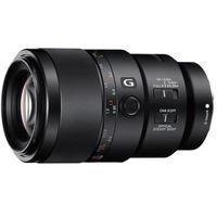 Obiektywy fotograficzne, Obiektyw bagnet E Sony SEL-90M28G (pełna klatka)