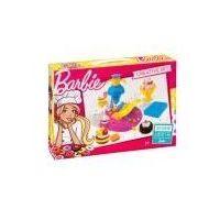 Kreatywne dla dzieci, Masa plastyczna z wyciskarką Barbie RP