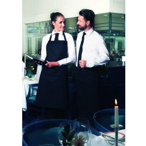 Buty robocze, Koszula męska z długim rękawem, rozmiar 50, biała   KARLOWSKY, Miro