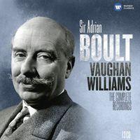 Pozostała muzyka rozrywkowa, CONDUCTS VAUGHAN WILLIAMS ORCHESTRAL WORKS (LIMITED) - Adrian Sir Boult (Płyta CD)