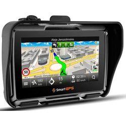 Nawigacja SMART GPS SG43 Moto + Zamów z DOSTAWĄ JUTRO! + DARMOWY TRANSPORT!