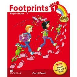 Footprints Macmillan 1 Podręcznik (opr. miękka)