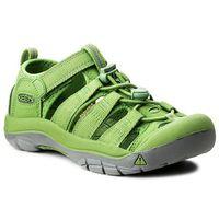 Sandały dziecięce, Sandały KEEN - Newport H2 1018272 Fluorite Green