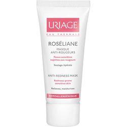 Uriage Roséliane maseczka do skóry wrażliwej ze skłonnością do przebarwień (Anti - Redness Mask) 40 ml