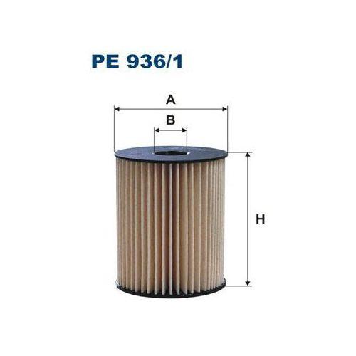 Filtry paliwa, PE936/1 FILTR PALIWA FILTRON