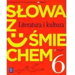 Słowa z uśmiechem. Klasa 6, szkoła podstawowa. Język polski. Podręcznik ze słowniczkiem (opr. miękka)