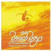 Pozostała muzyka rozrywkowa, THE PLATINUM COLLECTION - The Beach Boys (Płyta CD)
