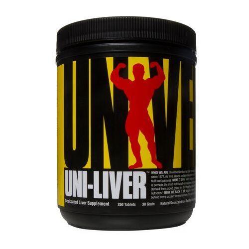 Aminokwasy, Universal Nutrition Uni-Liver 250tab