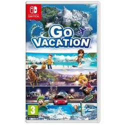 Go Vacation Gra Nintendo Switch NINTENDO