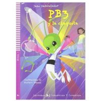 Książki do nauki języka, Lecturas ELI Infantiles y Juveniles - PB3 y la chaqueta + CD Audio (opr. miękka)