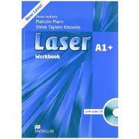 Książki do nauki języka, Laser A1+. Ćwiczenia + CD ( bez klucza) Język angielski (opr. miękka)