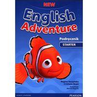 Książki do nauki języka, English Adventure Starter SB /DVD gratis/ (opr. miękka)