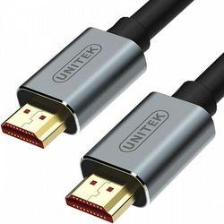 Unitek Kabel HDMI Premium 2.0, 10M, M/M; Y-C142LGY