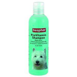 BEAPHAR Aloe Vera Blue - szampon dla psów o białej sierści 250ml