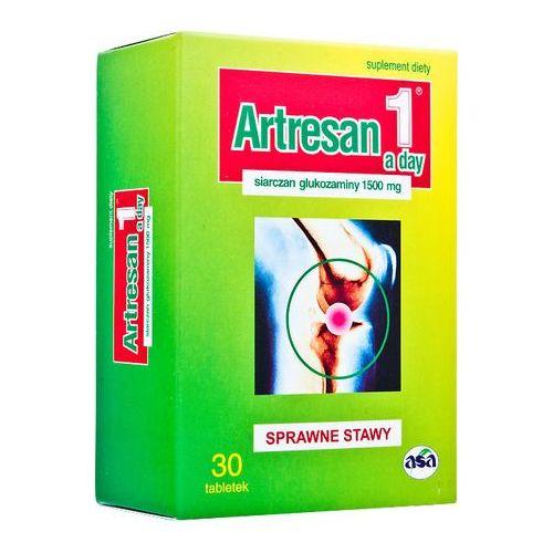 Leki na zapalenie stawów, Artresan 1 a day tabl. - 30 tabl.