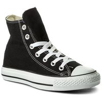 Damskie obuwie sportowe, Trampki CONVERSE - All Star Hi M9160 Black