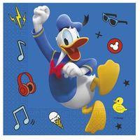 """Serwetki, Serwetki """"Mickey pals at play Disney"""", PROCOS, 33cm, 20 szt Procos 10% (-10%)"""