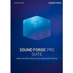 SOUND FORGE Pro 13 Suite - ESD - cyfrowa - Certyfikaty Rzetelna Firma i Adobe Gold Reseller