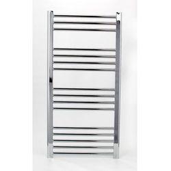 Grzejnik łazienkowy York - wykończenie proste, 600x1000, owany