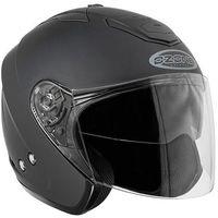 Kaski motocyklowe, KASK OZONE A802 BLACK MATT