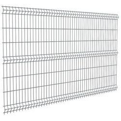 Panel ogrodzeniowy Polargos 1 53 x 2 5 m oczko 7 5 x 20 cm ocynk antracyt