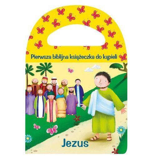 Książki dla dzieci, Piszcząca seria kąpielowa Jezus - Dostawa 0 zł