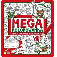 Kolorowanki, Megakolorowanka Magiczne Boże Narodzenie