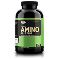 Aminokwasy, Optimum Nutrition Aminokwasy Superior Amino 2222 160 tab