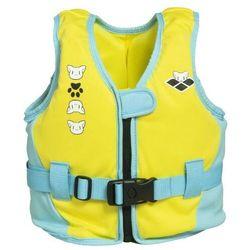 kamizelka do pływania friends swim vest yellow 2-4 lat marki Arena