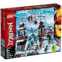 Klocki dla dzieci, LEGO Ninjago 70678 Zamek zapomnianego cesarza