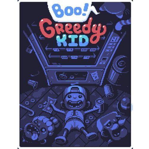 Gry na PC, Boo! Greedy Kid - K00777- Zamów do 16:00, wysyłka kurierem tego samego dnia!