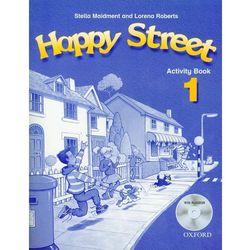 Happy Street 1. Activity book (+ CD) (opr. miękka)