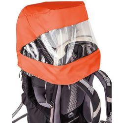 VAUDE Shuttle Osłona przeciwsłoneczna i przeciwdeszczowa, orange 2020 Akcesoria do nosidełek turystycznych