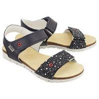 Sandały dziecięce, BARTEK 39183-05R niebiesko biały, sandały dziecięce, rozmiary: 33-38