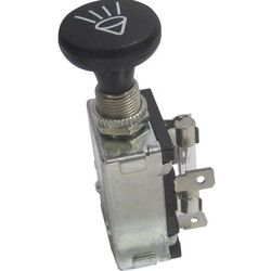 Przełącznik samochodowy wyciągany SCI A3-20A-SQ, O 12.2 mm, 30 A, 12 V, wył./wł./wł.