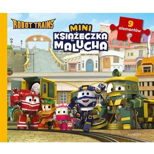 Roboty dla dzieci, Robot Trains. Miniksiążeczka malucha
