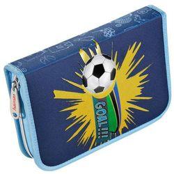 Piórnik HAMA z wyposażeniem Soccer