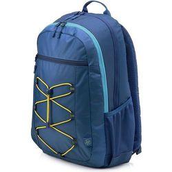 Plecak na laptopa HP Active Backpack 15.6 Granatowo-żółty